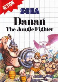 Обложка Danan - The Jungle Fighter