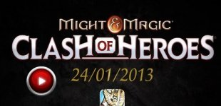 Might and Magic: Clash of Heroes. Видео #6
