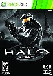 Обложка Halo: Combat Evolved Anniversary