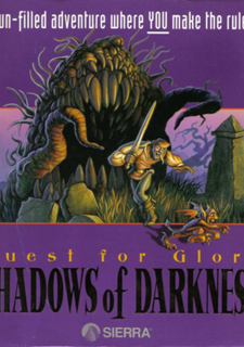 Quest for Glory 4: Shadows of Darkness