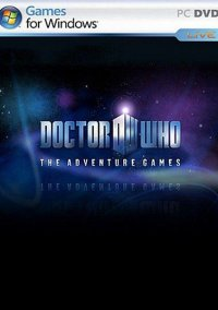 Обложка Doctor Who: The Adventure Games