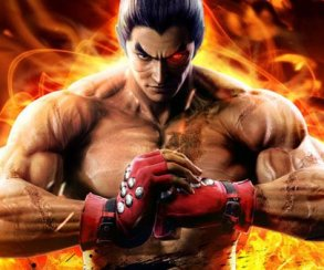 Бойцы отрабатывают приемы в трейлере Tekken 7