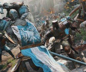Gamescom 2015: журналисты играют в демо-версию For Honor