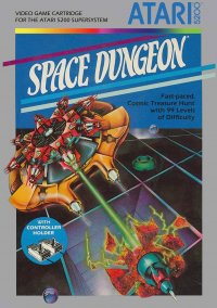 Обложка Space Dungeon
