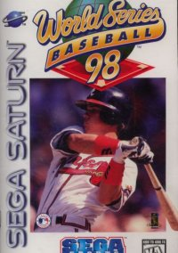 Обложка World Series Baseball 98