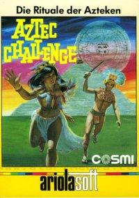 Обложка Aztec Challenge