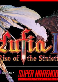 Обложка Lufia II: Rise of the Sinistrals