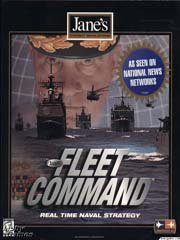 Обложка Jane's Fleet Command