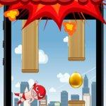 Скриншот Balot King - the adventure of flying tiny red egg man – Изображение 1