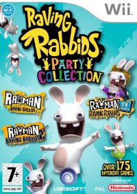 Обложка Raving Rabbids - Party Collection
