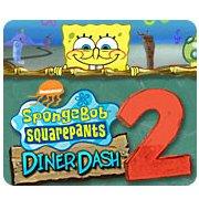 Обложка SpongeBob SquarePants Diner Dash 2