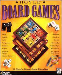 Обложка Hoyle Board Games (1998)