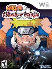 Обложка Naruto: Clash of Ninja Revolution