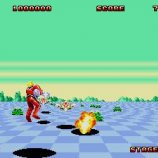Скриншот Space Harrier II
