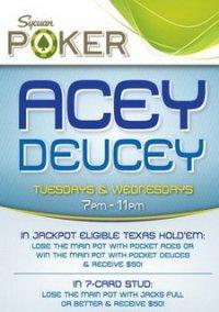 Acey Deucey – фото обложки игры