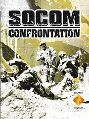 Обложка SOCOM Confrontation