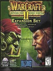 Обложка Warcraft II: Beyond the Dark Portal