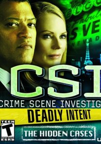 Обложка CSI: Deadly Intent-The Hidden Cases