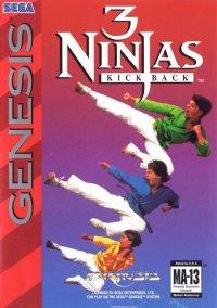 Обложка 3 Ninjas Kick Back