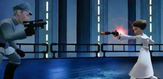Disney Infinity 3.0. Анонсирующий трейлер