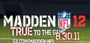 Madden NFL 12. Видео #1