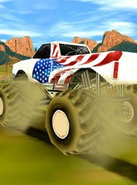 Monster Truck Fury – фото обложки игры