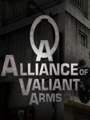 Обложка Alliance of Valiant Arms
