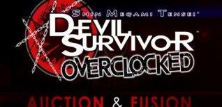 Shin Megami Tensei: Devil Survivor. Видео #1