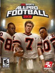 Обложка All-Pro Football 2K8