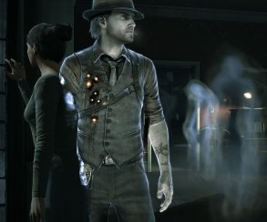 Новые кадры Murdered: Soul Suspect посвятили детективу-призраку
