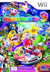 Обложка Mario Party 9