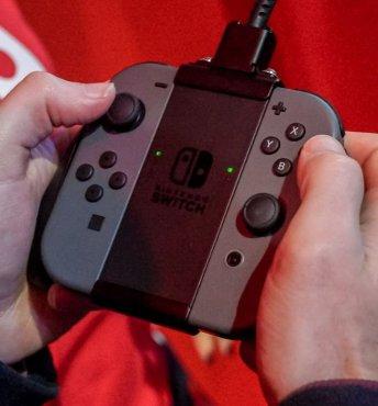 FAQ по Nintendo Switch