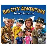 Обложка Big City Adventure: Sydney, Australia