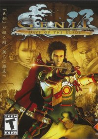 Обложка Genji: Days of the Blade