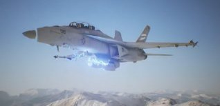 Ace Combat 7. Трейлер с PSX 2016