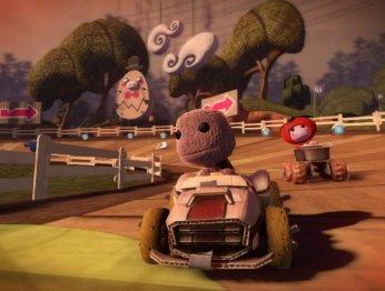 LittleBigPlanet Karting - первые впечатления