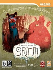 Обложка American McGee's Grimm: The Devil and His Three Golden Hairs