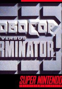 Обложка Robocop versus The Terminator