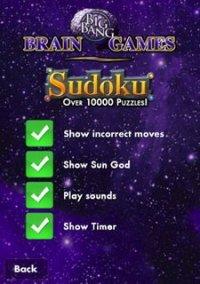 Обложка Big Bang Sudoku