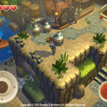 Скриншот Oceanhorn: Monster of Uncharted Seas – Изображение 7