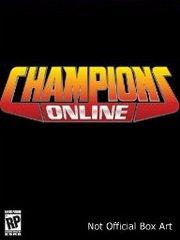 Обложка Champions Online