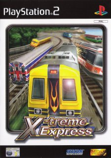 X-Treme Express: World Grand Prix