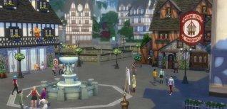 "The Sims 4. DLC ""Веселимся вместе"""
