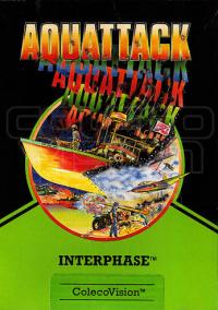 Обложка Aquattack