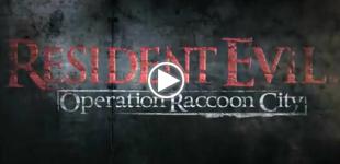 Resident Evil: Operation Raccoon City. Видео #2