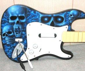 Dark Souls прошли с контроллером-гитарой Rock Band