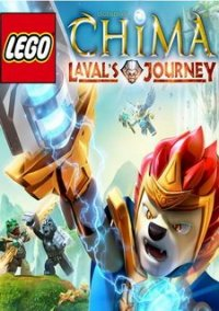 Обложка LEGO Legends of Chima: Laval's Journey