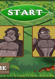 Gorilla Shaver – Crazy Fun Animal Cut (Hairdresser)