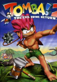 Обложка Tomba! 2: The Evil Swine Return