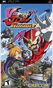 Обложка Viewtiful Joe: Red Hot Rumble